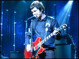 Noel Gallagher by aesthetique