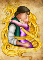 All tangled up in your love... by alittlemandy