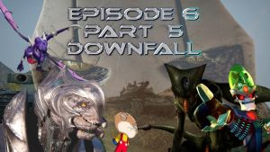 Characters in WoT: Episode 6: Part 5: Downfall by XLegion-716X