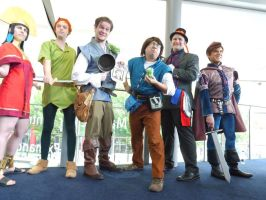 That MCM Expo Disney Meet We Did on 2015 - 08 by ChristianPrime1-Bot