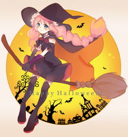 Happy Halloween! by nikkuri
