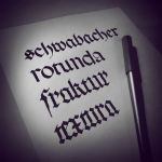 Blackletter Styles by WhiteSylver