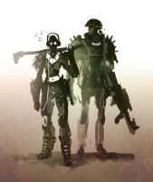 Apoc Couple by Howi3