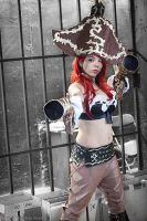 Miss Fortune Cosplay by DanayMary