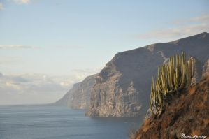 Los Gigantes by madaphotography