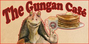 The Gungan Cafe Icon by Violette-Aner