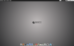 Arch KDE 4.9RC2 BE:SHELL Quick Shot 1 by CraazyT