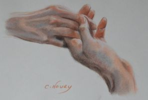 Tom's Hand 10 'We don't want to be up all day' by Andromaque78