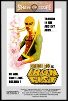 Iron Fist movie poster Collab by DocG