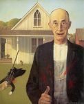 American Gothic by limpfish
