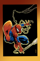 Spidey by Bobbett by soulrailer
