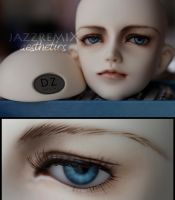 Dollzone Yuu Face-up by aPPlejaZZ