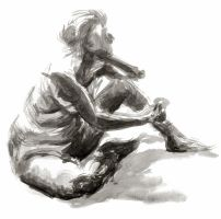 Life Drawing 13 by chicken-blast