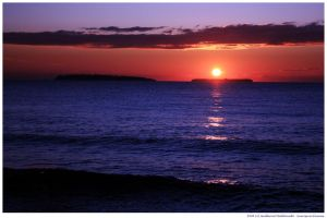 Sunrise in Cannes by maldonadoga