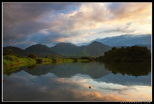 Hanalei Dreams I by aFeinPhoto-com