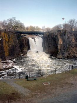 Great Falls of Paterson NJ by RichRmg
