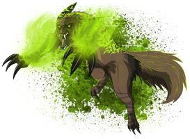 warblood by wolfhound56200