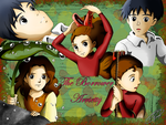 The Borrower Arrietty by ForestRose7
