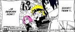 Naruto Team 7 Reunited by blasiankid