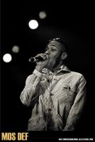 CT Jazz Fest Mos Def 2 by charlfourie