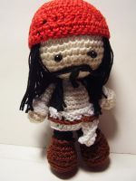 PoTC: Jack Sparrow by Nissie