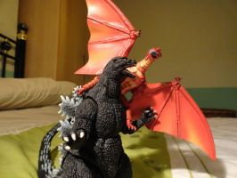 Monsterarts - Rivals by GIGAN05