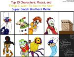 My SSB meme filled out by tie-dye-flag