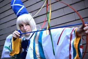 Touhou: Divine Danmaku Arrow by pwennies