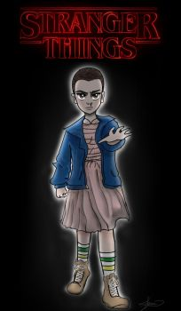 11 Stranger Things by Imaginary2095