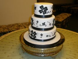 wedding cake 42 by ninny85310
