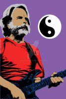 Bob Weir Art Print by ratdog420