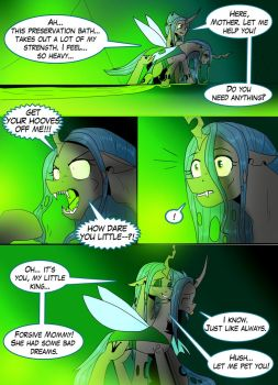 MLP Descendants - Ch1.5 - Page 05 by Yula568