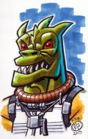 Bossk by Chad73