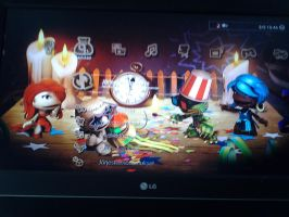 LittleBigPlanet PS3 theme by Music-Lovette123