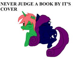 Never Ever Judge First by ask-nightshine