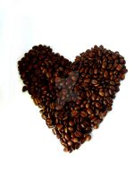 Heart of Coffee by Tricia-Danby
