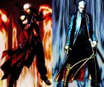 Sons Of Sparda by LiquidMayCry