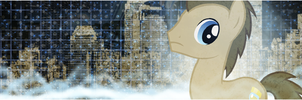 [Banner] Doctor Whooves' Urban Stream by Paradigm-Zero