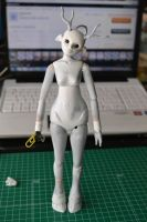 Dree - wip by Creationfail