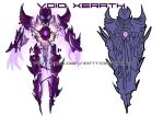 Void Xerath by Artsed