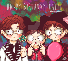 Happy Birthday Taeil by Eilyn-Chan