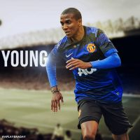 Ashley Young by alidesignr