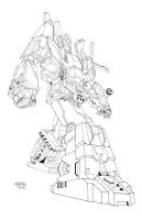 G1 Bruticus by AJSabino