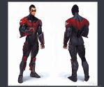 Nightwing-Mockup by marconelor