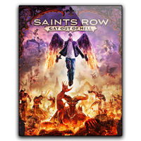 Saints Row - Gat Out of Hell by dander2