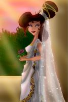 Meg's Wedding Dress, colored by NPTFlea