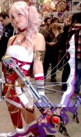 Serah Cosplay - FF XIII-2 by NelielTheArrancar