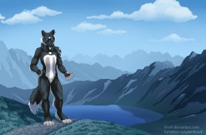 In the mountains by Kivuli