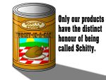 Schitty Foods Turkey in a Can by TheRealSneakers