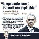 Impeachment is not acceptable... by OrderOfTheNewWorld